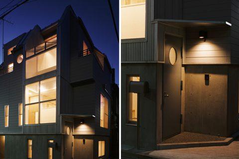 【東京都大田区】西蒲田の家