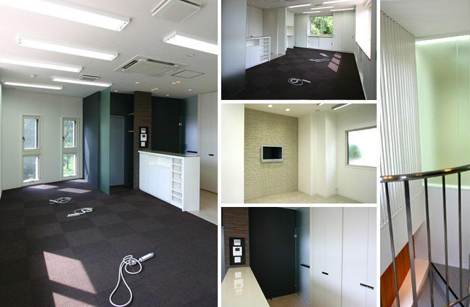 【千葉県市原市】オフィス改装工事
